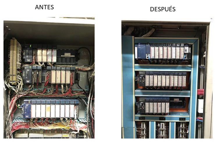 MODERNIZACIÓN DE PLC RX3I DE GE